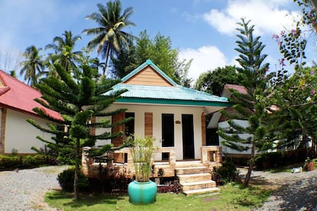 1 Bed Bungalow, Riverside Palm Resort, Surat Thani
