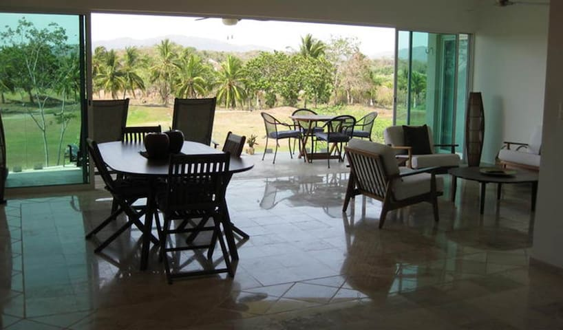 Porto Vento Quiet Golf view - Ixtapa Zihuatanejo - Appartement