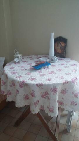 Small Studio in Nea Kallikrateia.
