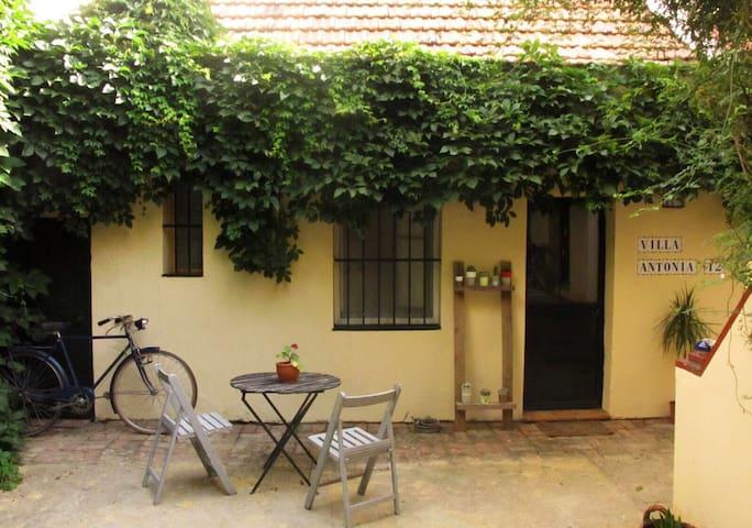 Casita en el jardín en céntrico barrio de Sevilla - Sevilla - Casa
