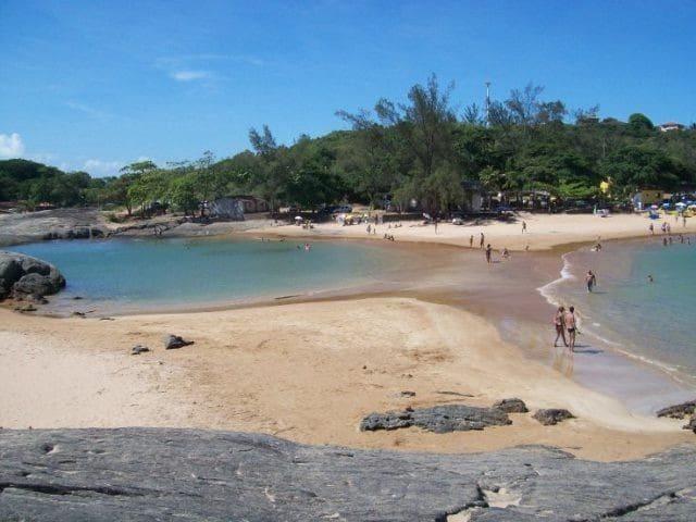 Kitnet  praia de setiba. guarapari es