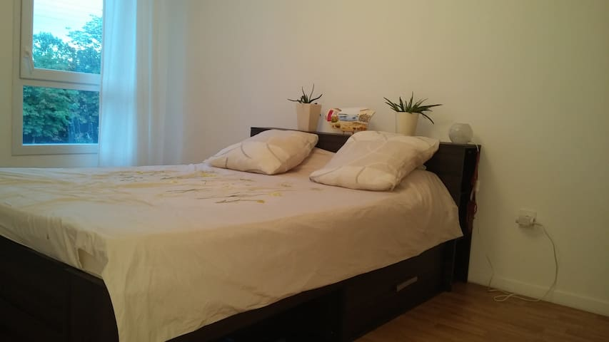 Très joli appartement au calme - Sartrouville - Apartamento