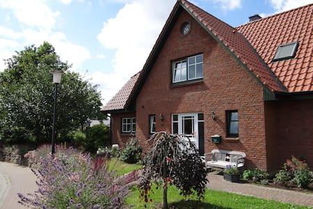 Bloomhuus; Doppelhaushäfte 84qm-ideal für Familien - Eckernförde