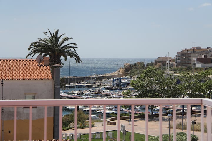 Double room with terrace - Palamós - Rumah