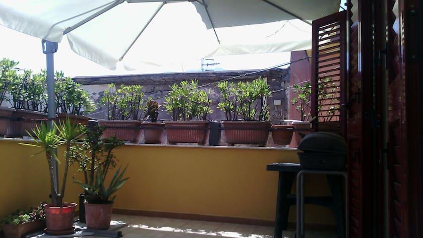 Ospito al Vesuvio ben servito treno - Pollena Trocchia - Ev