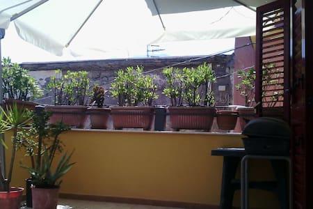 Ospito al Vesuvio ben servito treno - Pollena Trocchia