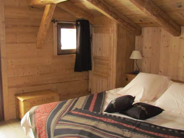 Chambre d'hôte de charme à Avoriaz - Les Gets - Bed & Breakfast