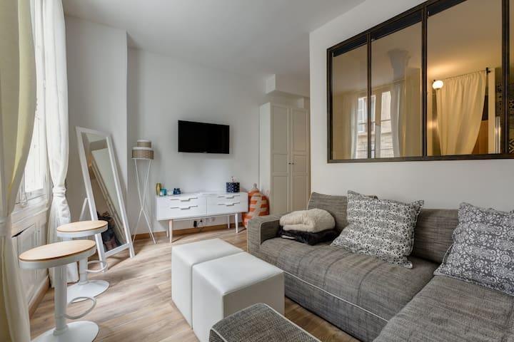 Appartement Central 1 Ch. - Montmartre / Lafayette