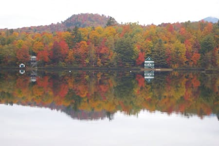 Lake Eden cabin, closed till spring - Eden