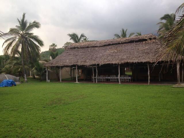 Casa paraíso en San juan de Alima hab 1