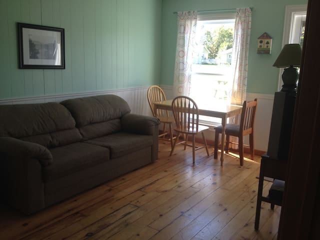 Living Area cottage 9