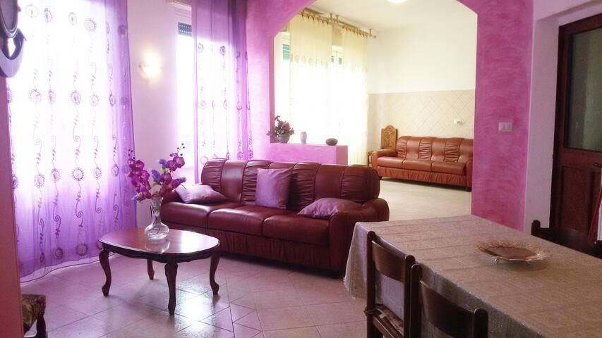 Casa a dorgali vicino Calagonone AC - Dorgali - Apartamento