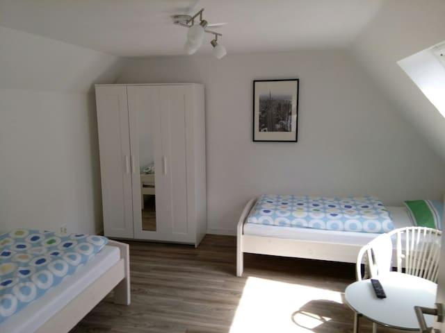 Gästehaus Höfermann, DZ(2 Betten) in kleinem Haus,
