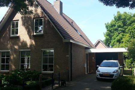 Vrijstaande woning - Beneden-Leeuwen - Haus