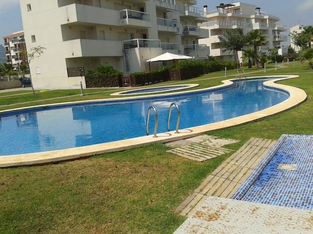 Apartamento en El Verger (Denia) - El Verger - อพาร์ทเมนท์