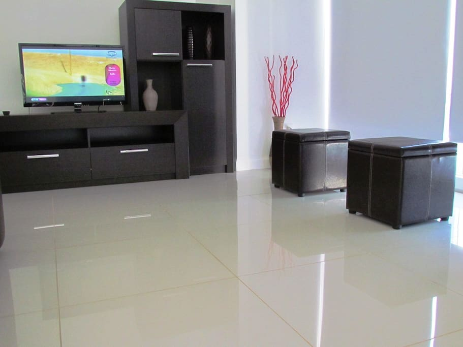 Gran amplitud. TV LCD con DirecTV