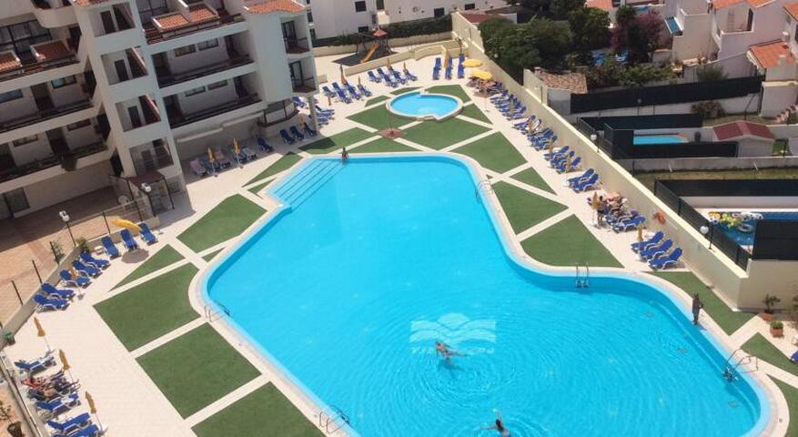 Appartement,piscine, Albufeira, Algarve Portugal