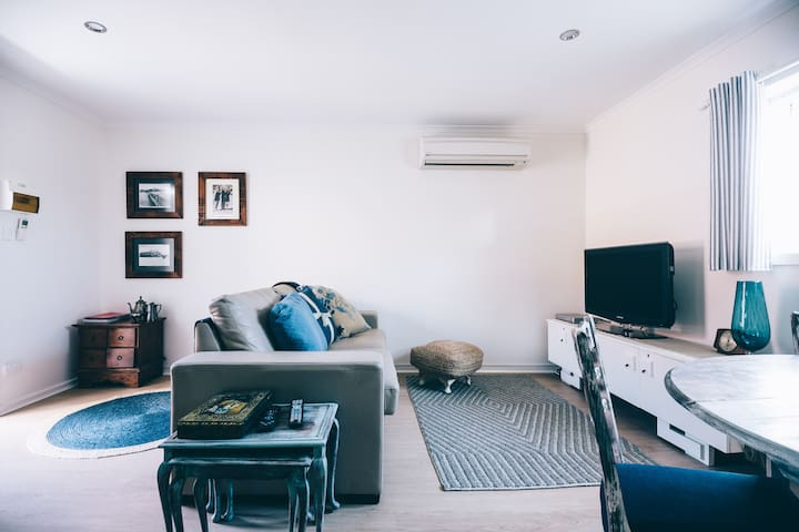 Private Getaway in Henley Beach - Henley Beach - Appartamento