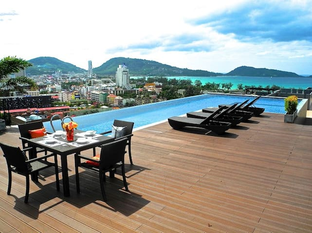 Amazing View Point in Patong !