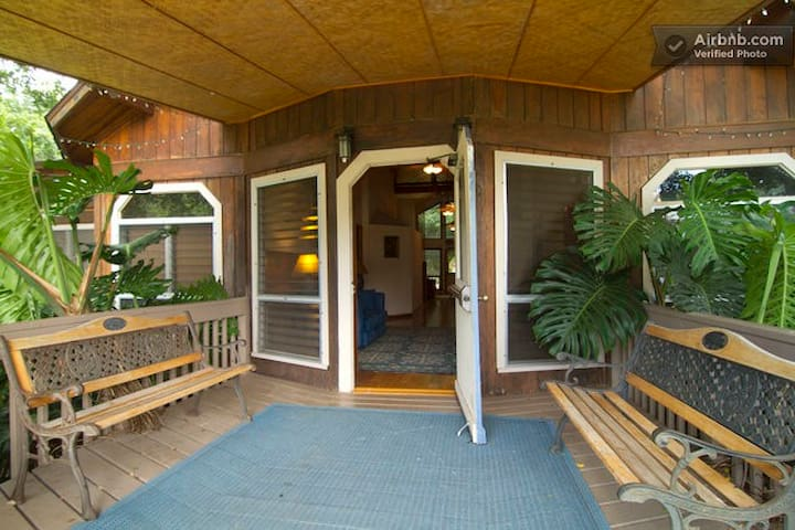 PRIVATE ROOM IN RETREAT HOUSE RM#1 - Waianae - Bed & Breakfast