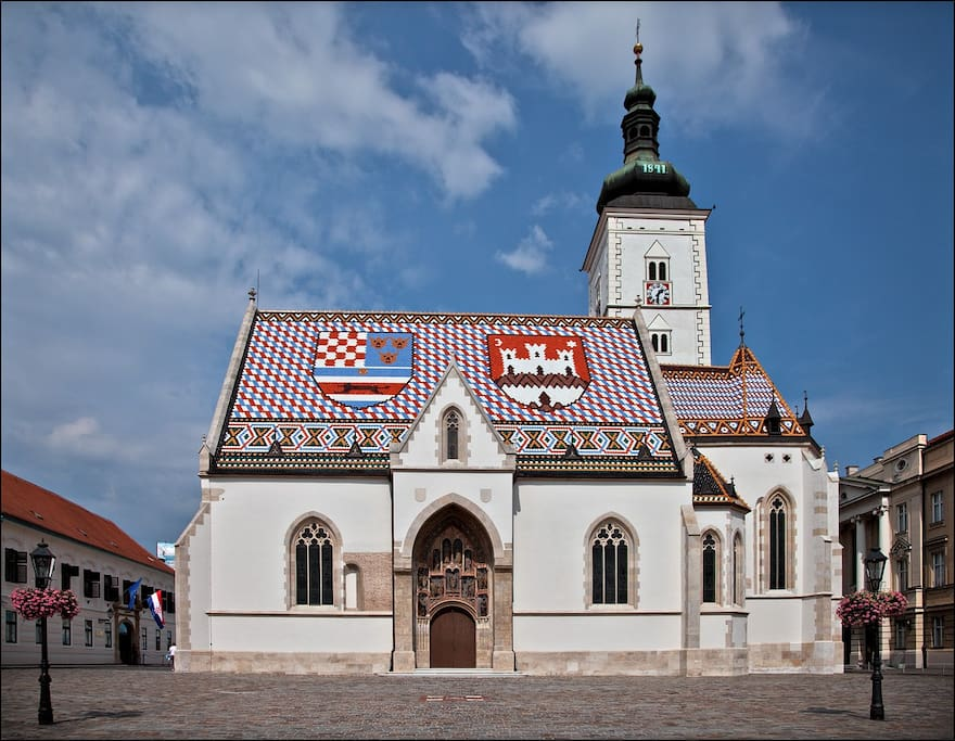 St. Marko's Church- a minute from apt.