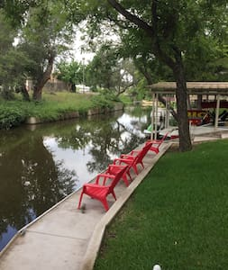 Beautiful Lake Home on LBJ! - Kingsland - 獨棟
