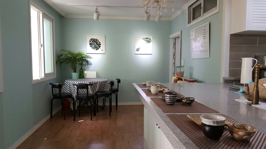 Riverside Big Table COMMUNI HOUSE-Indeogwon St(4) - Dongan-gu, Anyang - Hus