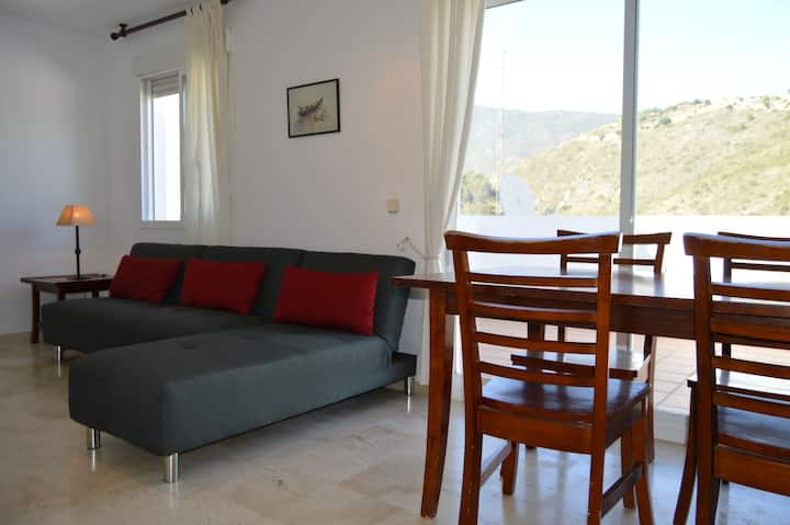 Apartment in the heart of Benahavís