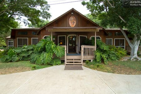 PRIVATE ROOM IN RETREAT HOUSE RM#6 - Waianae - Bed & Breakfast