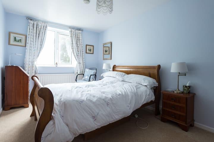 double room near Exeter, Devon