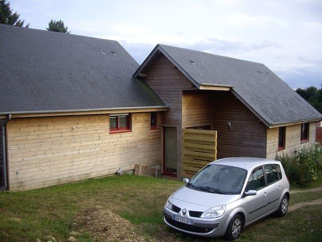 Maison de vacances en Bretagne - Jugon-les-Lacs - Casa