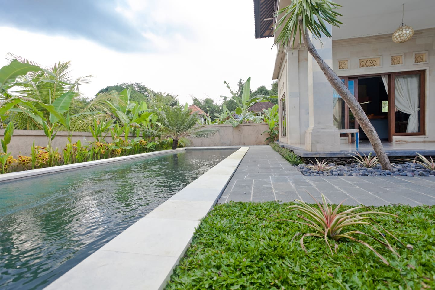 Great Penthouse In A Rice Paddis