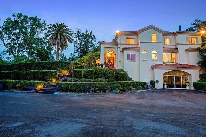 Villa Cervi Studio Apartment