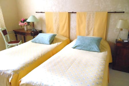 Chambre Bouton d'Or - Albi - Bed & Breakfast