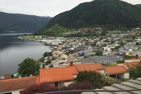 Three rooms close to city center - Sogndal