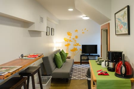 Comfy Studio Apartment - Portland - Wohnung