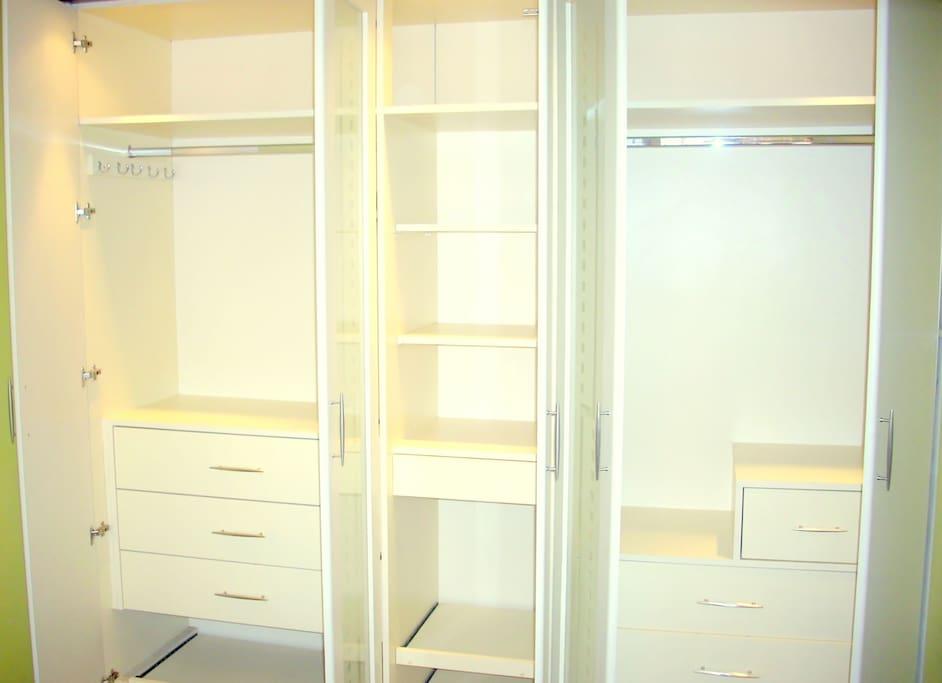 Modern closeth