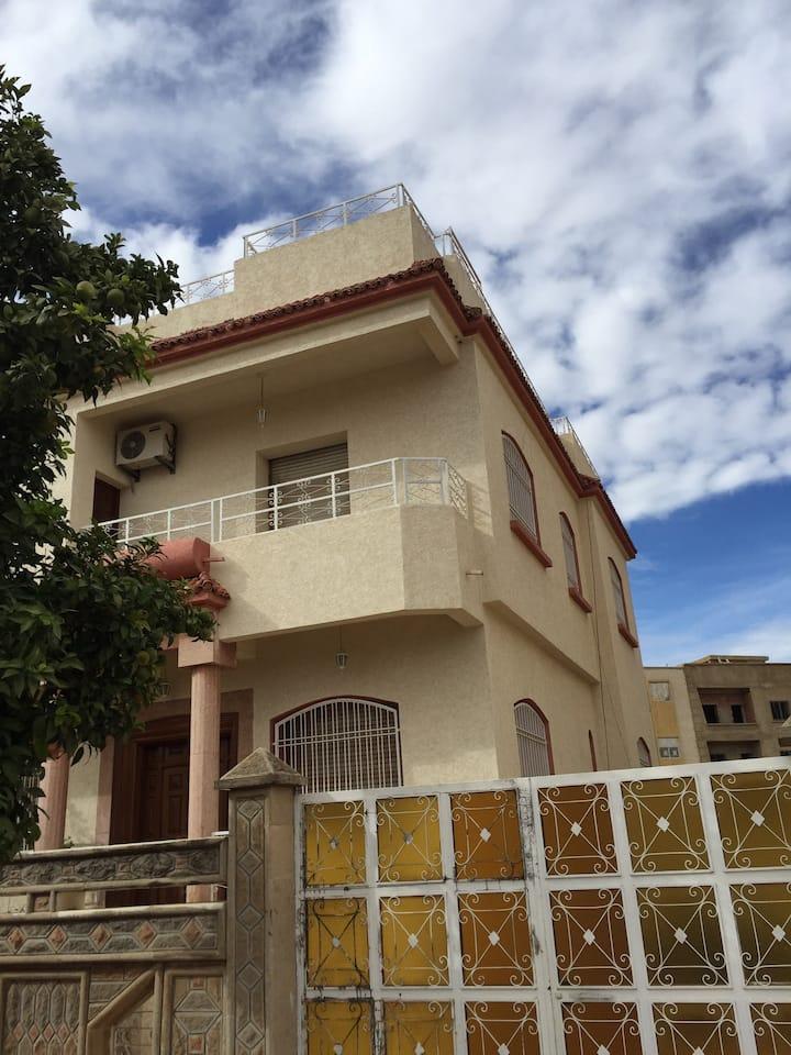 villa mekness