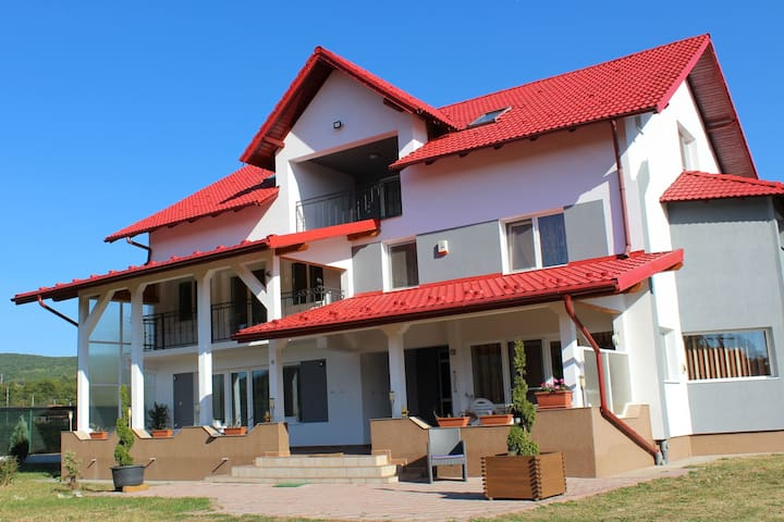 Erholung in VillaFreiburg-Stalpeni