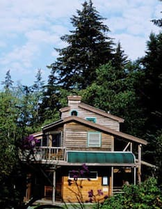 River House - Private cottage on Chilkat River