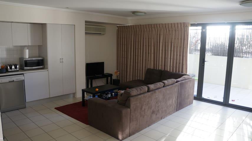 Double Room in Brisbane - Milton