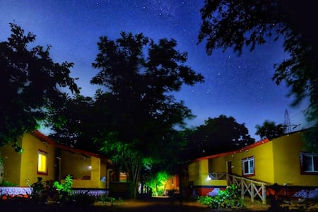 Svanir- A Boutique stay in Wilderness,Bhubaneswar