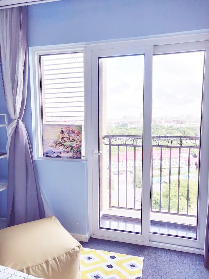 远山的梦,毗邻华师大紫竹的小公寓