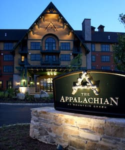 Appalachian Hotel/Condo Resort Mt. View 4th Floor - Vernon Township - Ortak mülk