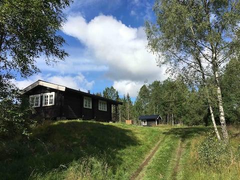 Lodge Sørli with sauna