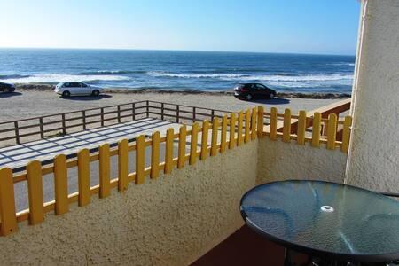 Sea Front / Great Location / Wi-Fi - Cortegaça - Huis