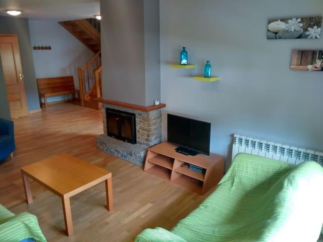 Dúplex de 120 m2 a Espot - Espot - Appartement