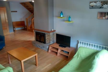 Dúplex de 120 m2 a Espot - Espot - 公寓