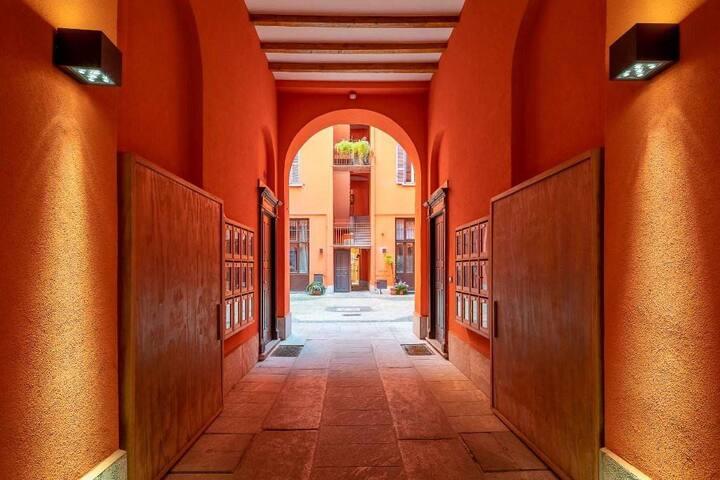 Un grazioso Loft a Milano
