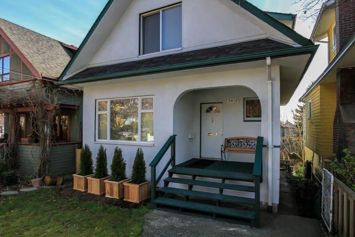 Mount Pleasant Garden Suite - Vancouver - Apartment